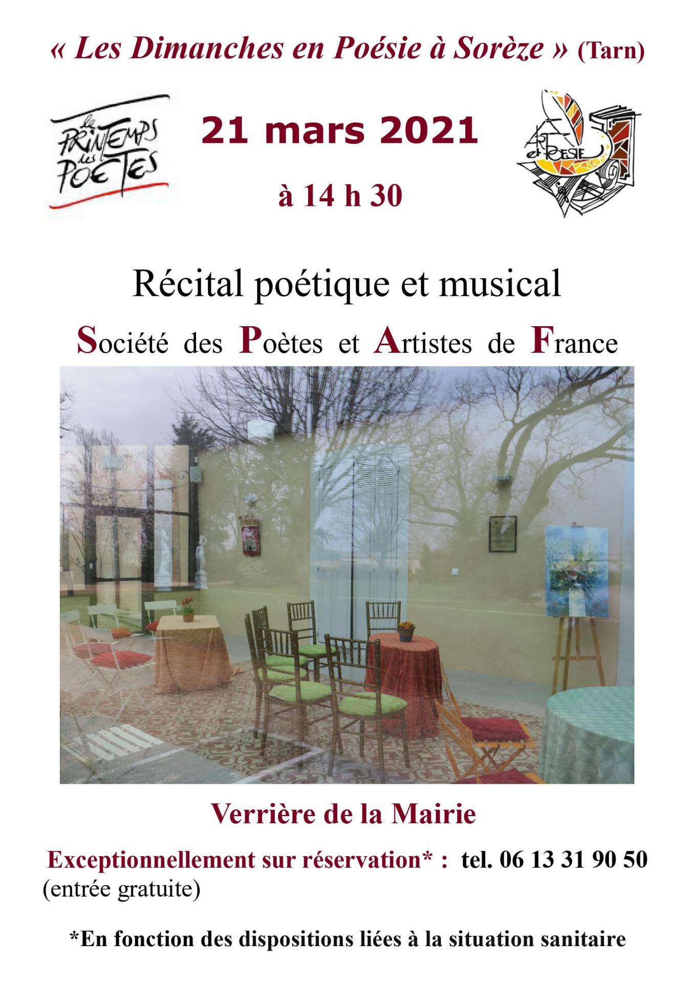 Invitation recital 21 mars soreze 1